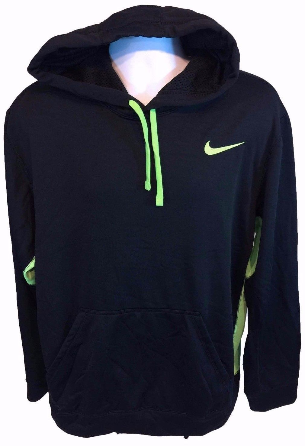 nike hoodie neon