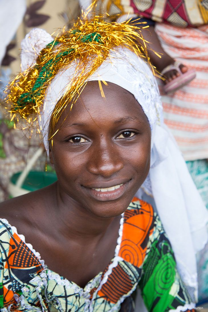 Gambia Portraits of Beauty, Elegance and Dignity Face