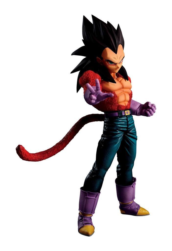 Dragon Ball Gt Super Saiyan 4 Son Goku Brush Figure Fatsuma Dragon Ball Dragon Ball Gt Goku