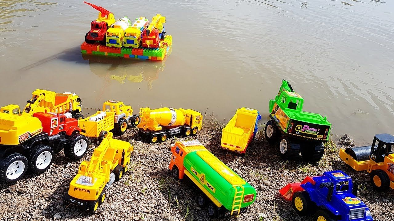 Toys images for kids  How to build port for cars toys  Toys for kids  Kids and Toys
