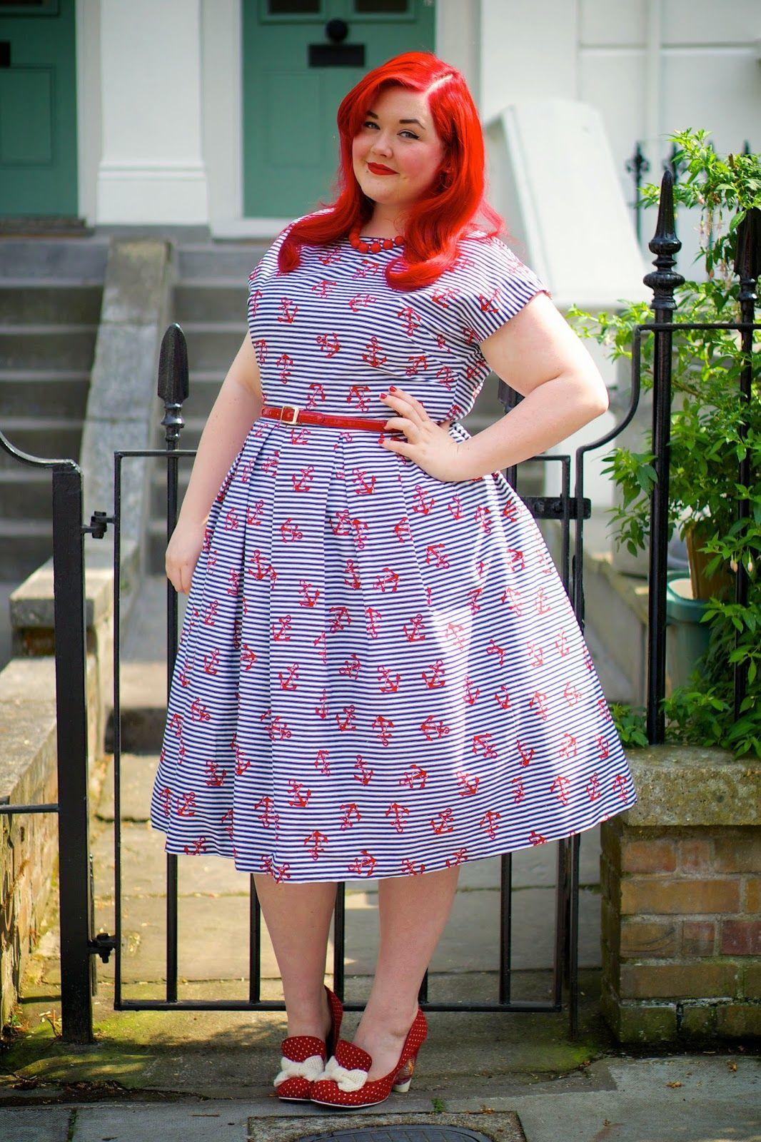 Hermoso vestido casual | bellas gorditas | Pinterest | Hermosa ...