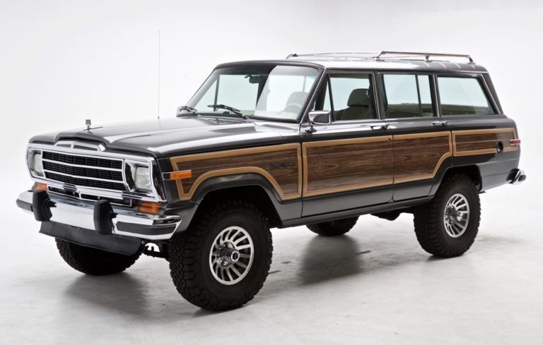 Ls3 Powered 1989 Jeep Grand Wagoneer In 2020 Jeep Grand Jeep Cool Sports Cars