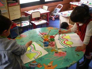 GRAFISME I CREATIVITAT: SESSIÓ 11,INFANTIL 3 ANYS