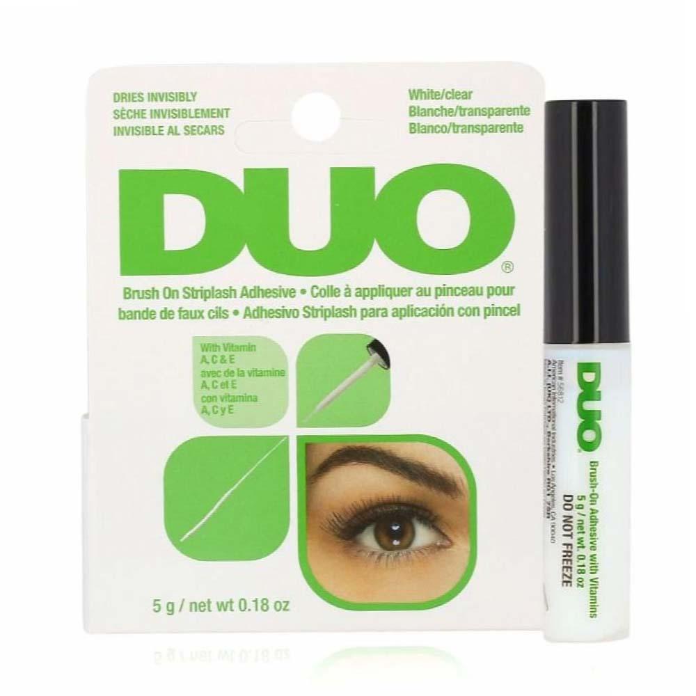 لاصق رموش دو شفاف متجر راق Eyelash Glue Sensitive Eyes Lash Glue