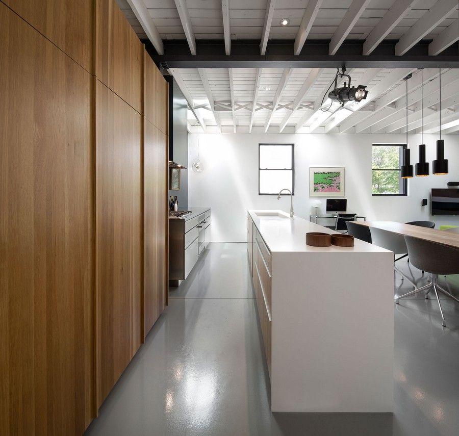 kookeiland smalle keuken