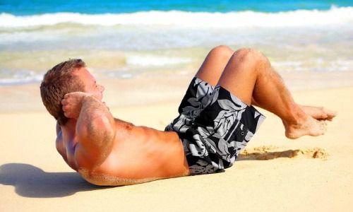 #Beach #workout!