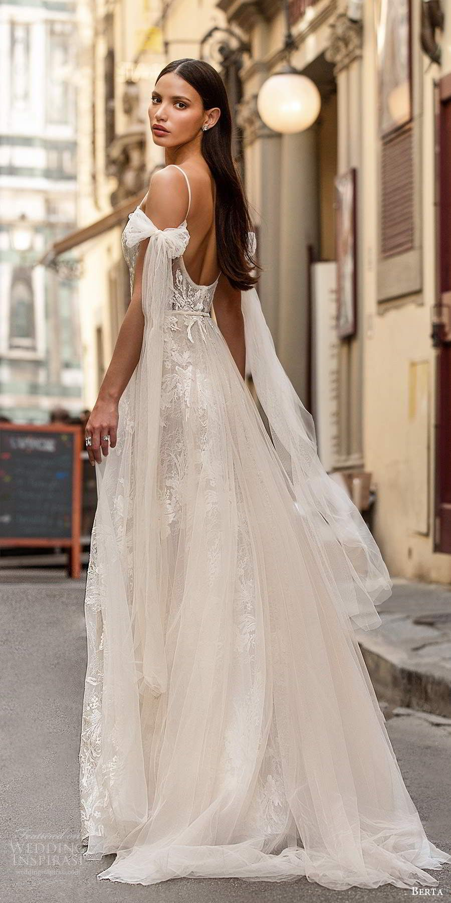 "Muse by Berta Herbst 2020 Brautkleider – Brautkollektion ""Florence""   – Đám cưới"
