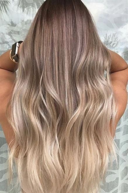 All the Balayage Blonde Hair Color Inspiration You Could Possibly Need