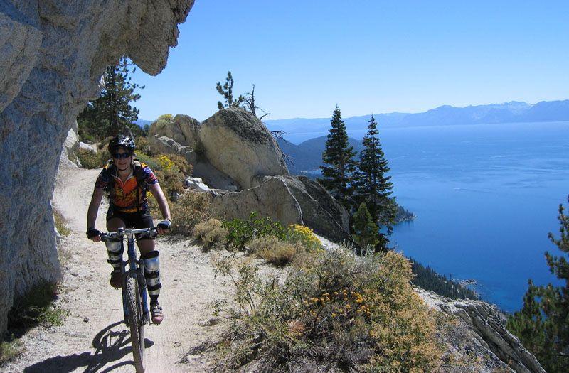 Tahoe Mountain Bike Trails