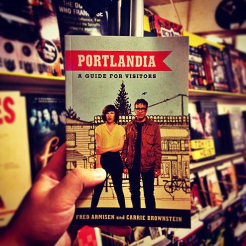 Uncovering Portlandia | Editing Luke