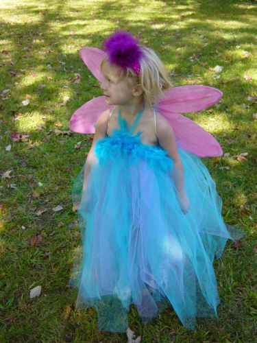 Custom Abby Cadabby Tutu Halloween Costume New Handmade 1 to 6 Fairy