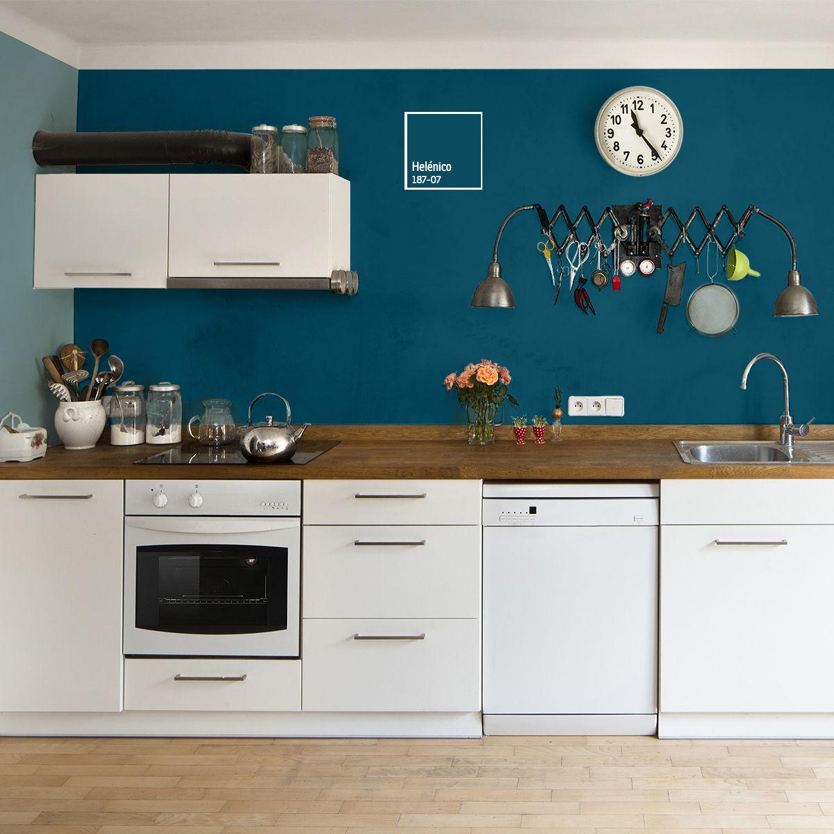 Innenfarbe im haus los azules en tonalidades saturadas regulan la luz son ideales para