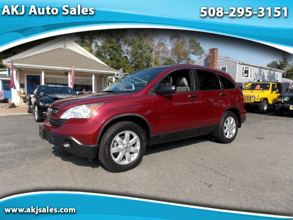 Used Suv For Sale In Ri >> Used 2009 Honda Cr V Lx 4wd 4 Spd At W Front Side Airbags