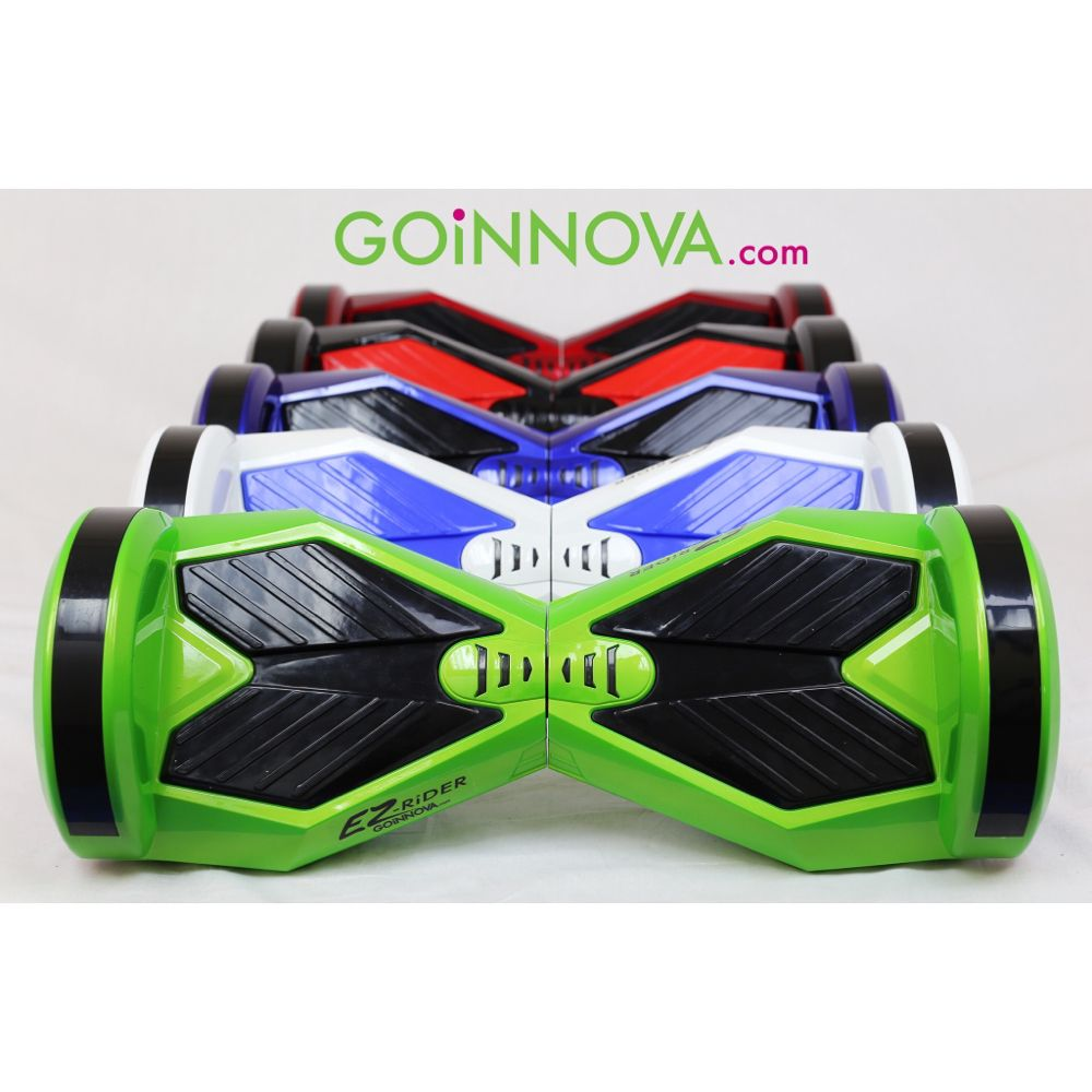 Which color do you like? EZ-Rider Hoverboard 8.0 - still in time ...