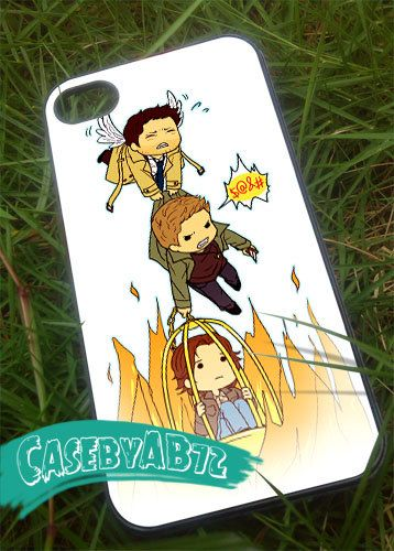 Supernatural cute funny fly iPhone 4/4s/5 Case by CasebyAB72, $15.00