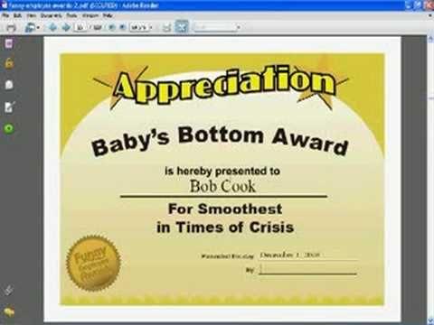 Funny Teacher Awards | Teacher appreciation week | Pinterest ...