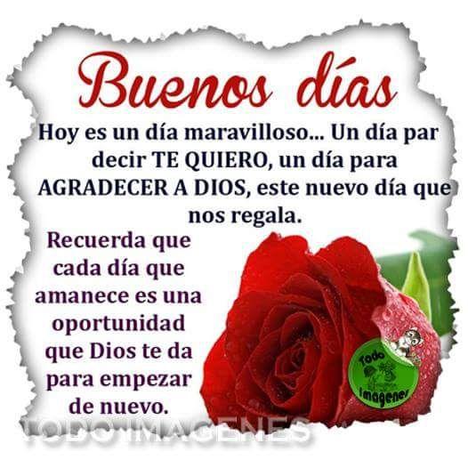 Centro Cristiano Para La Familia Buenos Dias Good Morning