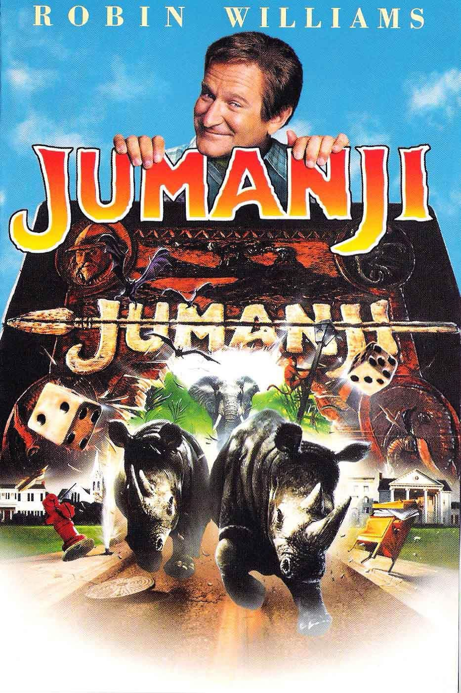 Tras recaudar 262 MDD, una secuela y un remake, Jumanji cumple 25 años de su estreno