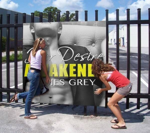 Find out why these fans are loving Her Desire Awakened by author James Grey!