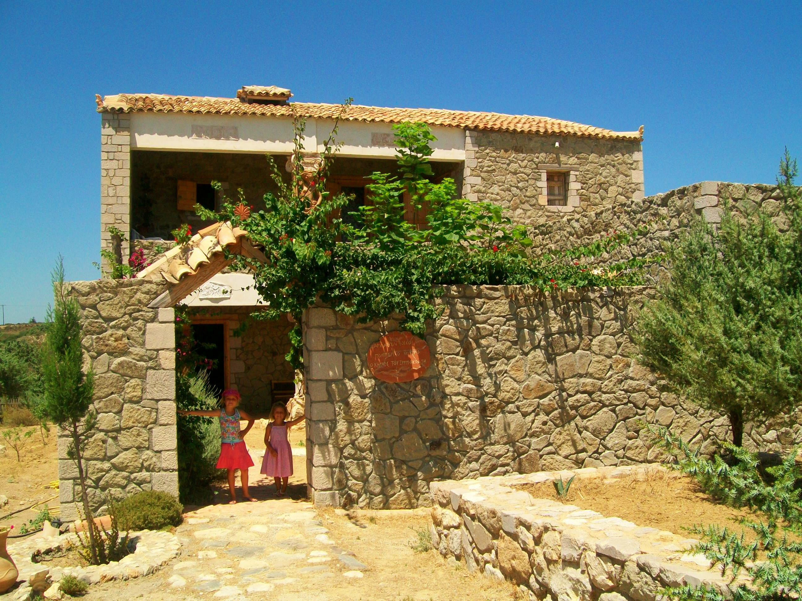Traditional Greek Houses if you enjoy walking back in time to years gone by, and getting
