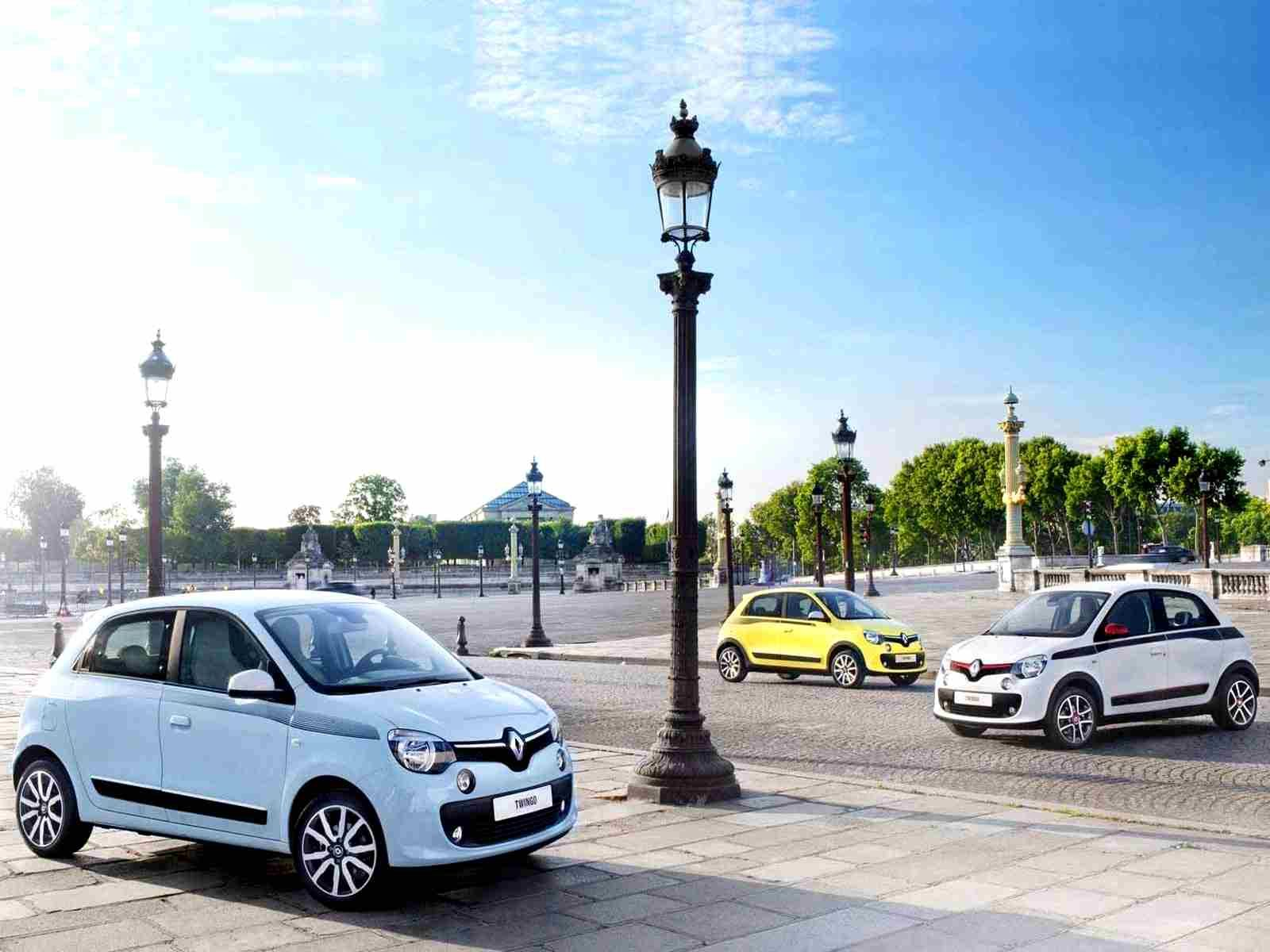Nice Renault Twingo Dynamiqeu S