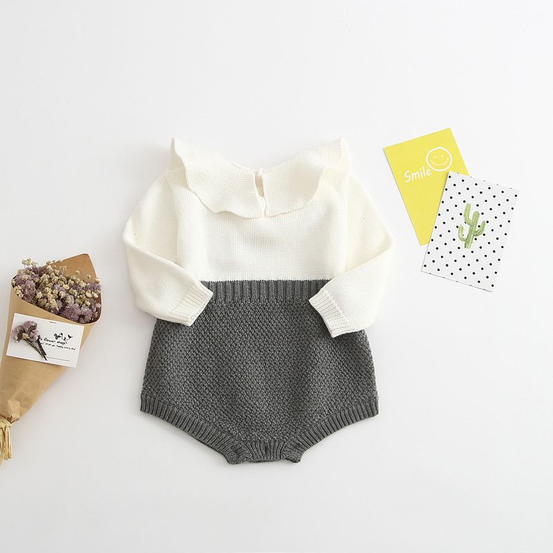 963a1de56c29 ... China princess baby rompers Suppliers  2017 Spring Autumn Cute Princess Baby  Romper Newborn Baby Clothes Kids Girls Boys Long Sleeve Jumpsuit Infant ...