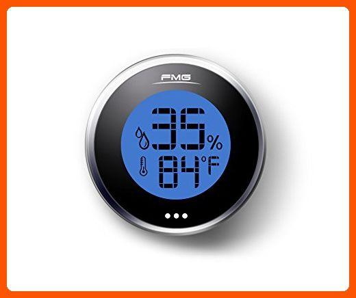 Exceptional Hygrometer Humidity Meter Digital Gauge Thermometer Monitor Sensor Indoor  Outdoor   Home Smart Home (*
