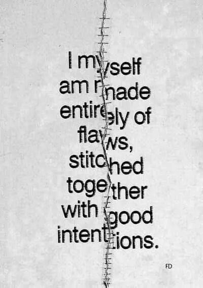 I try.