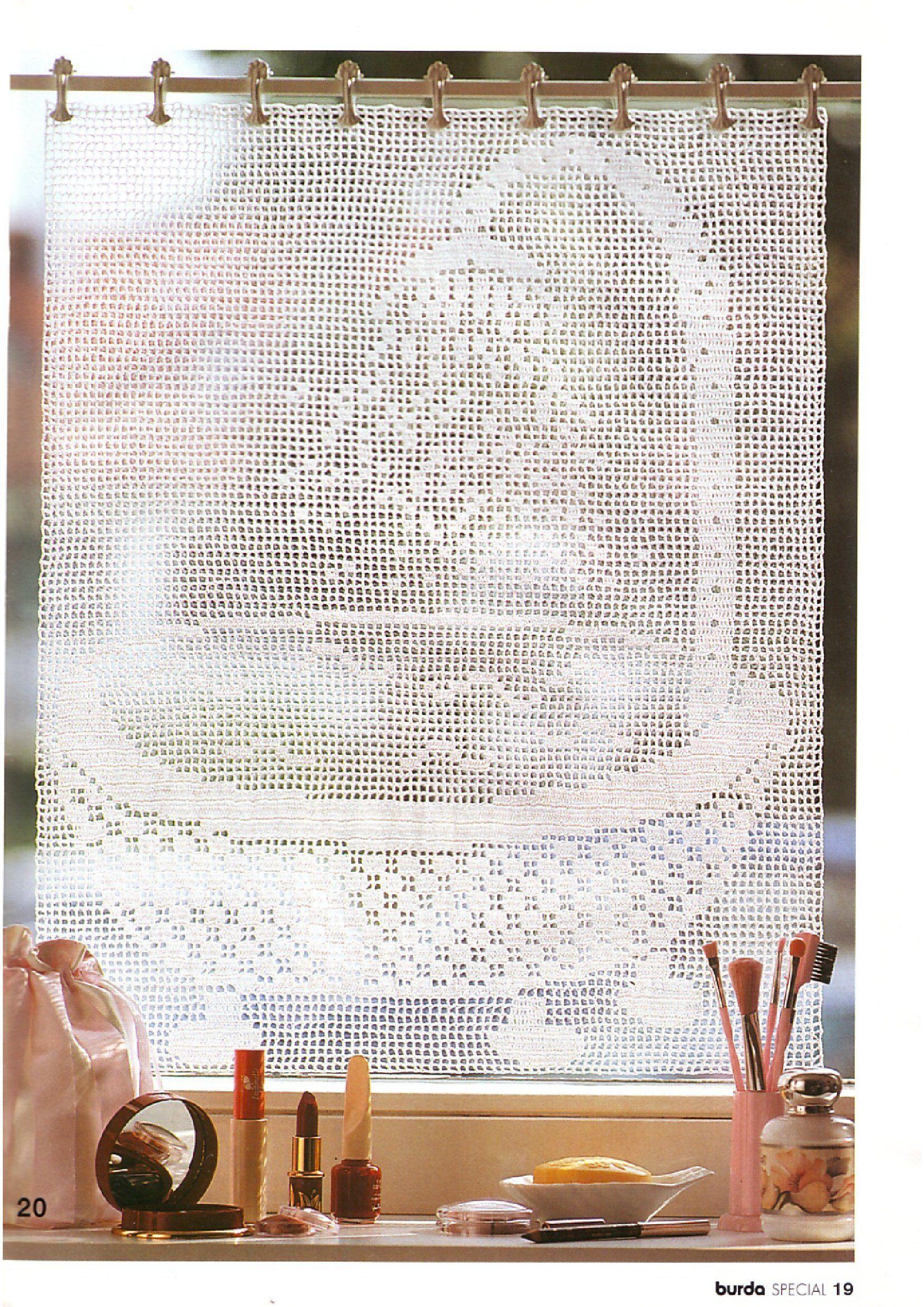 Pin Von Brenda Britt Auf Charts For Filet Crochet 9
