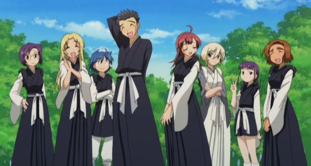 download anime green green sub indo batch