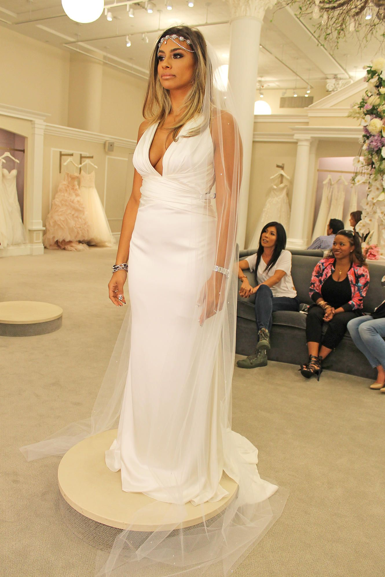 low cost wedding dresses in atlantga%0A See all the beautiful wedding gowns featured in Kleinfeld Bridal  on Season     of TLC u    s Say Yes to the Dress with Randy Fenoli