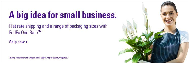 FedEx® Tracking Shipping Freight Delivery Services