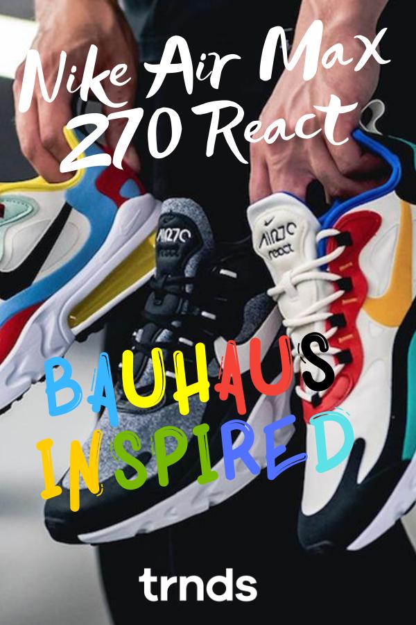 Nike will launch Bauhaus inspired sneakers | Nike air max