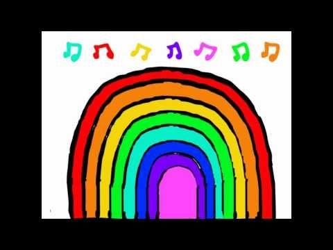 I Can Sing A Rainbow Children S Rainbow Song Rainbow Songs