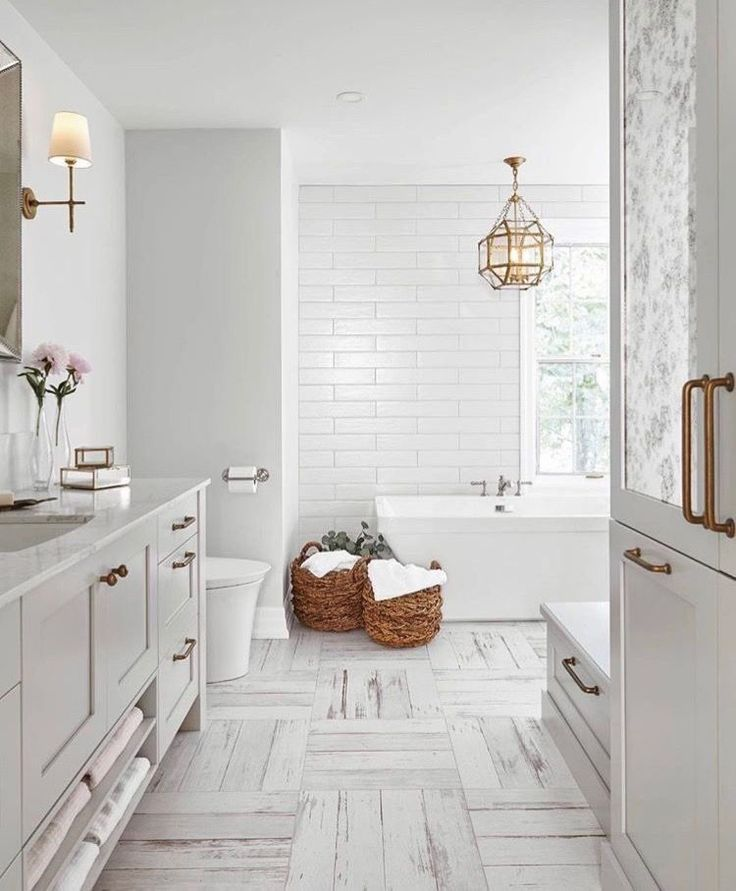 white marble bathroom with natural jute details home inspiration rh pinterest com