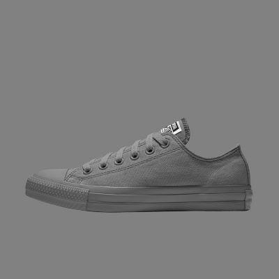 6a67b5f1253689 Converse Custom Chuck Taylor All Star Low Top Shoe