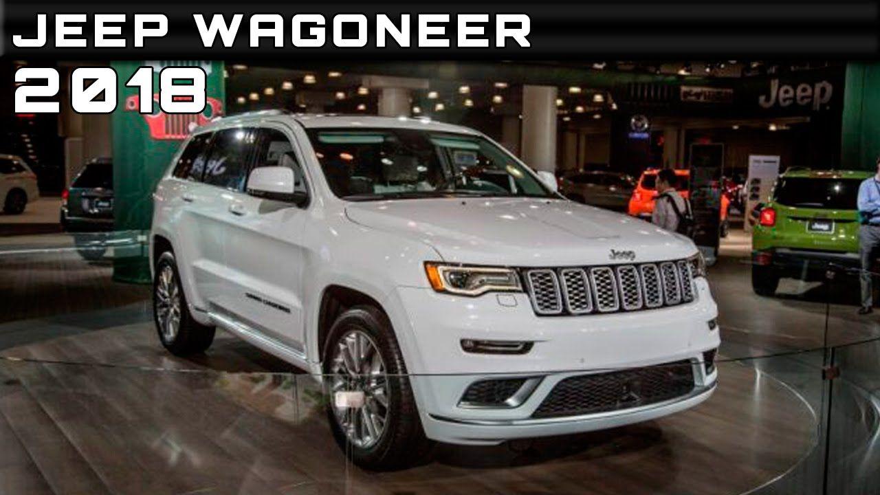 Jeep Grand Wagoneer 2018 >> 2018 Jeep Grand Wagoneer New Interior Cars New Jeep