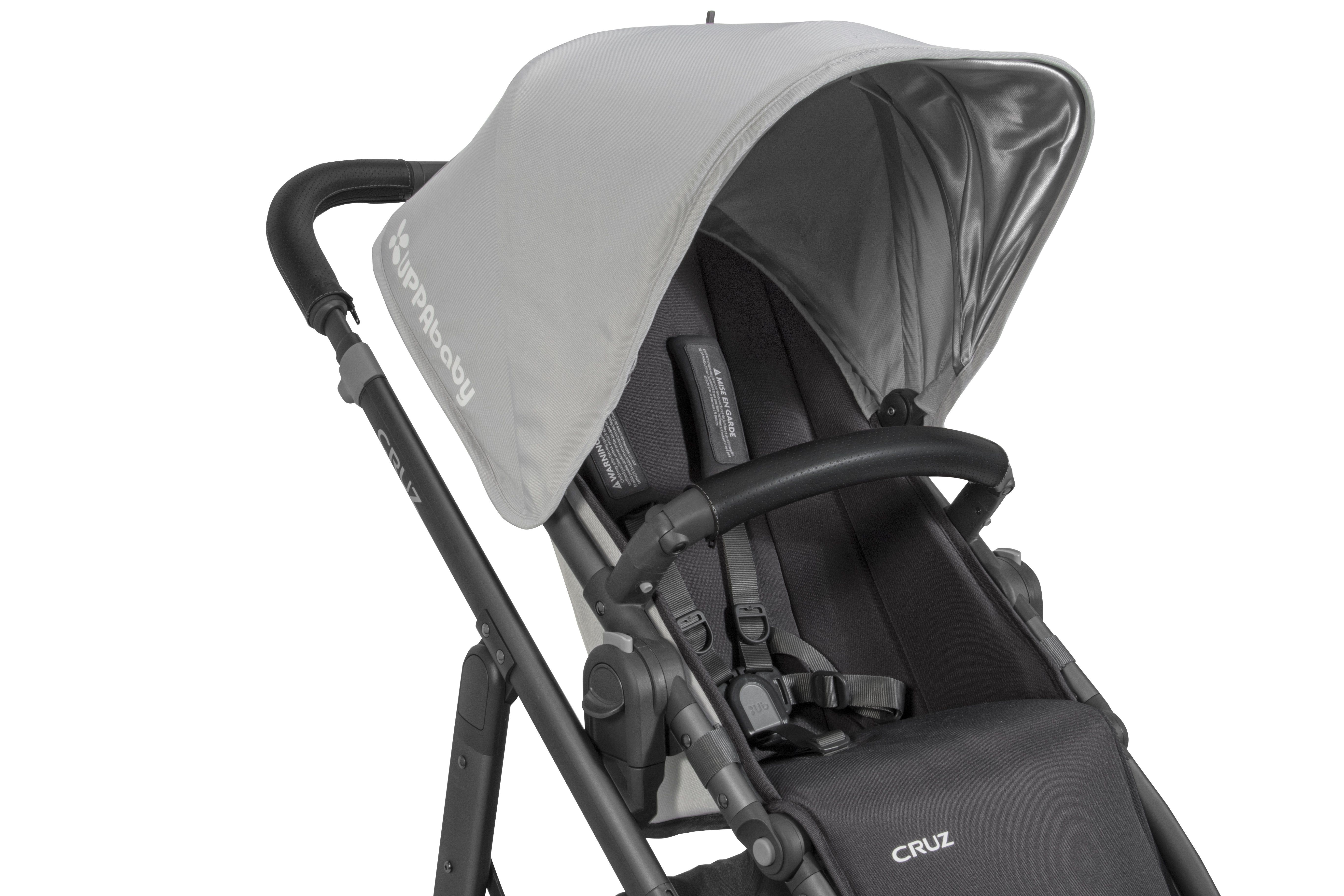 UPPAbaby Leather Bumperbar Cover Uppababy stroller, Baby