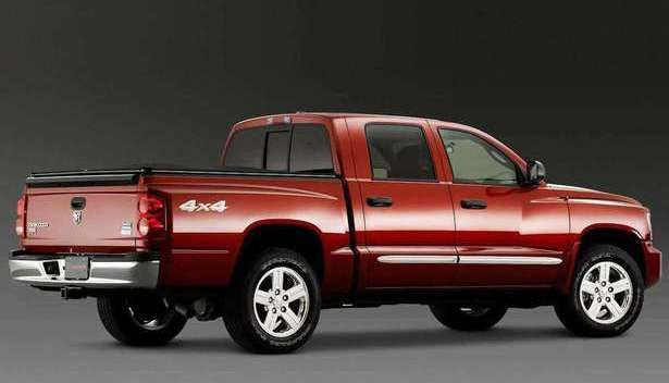 2016 Dodge Dakota Crew Cab Red Pickup Trucks Remained Hugely Important Part Of The Canadian Vehicles
