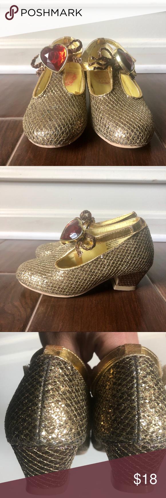 Disney Elena of Avalor Gold Shoes w