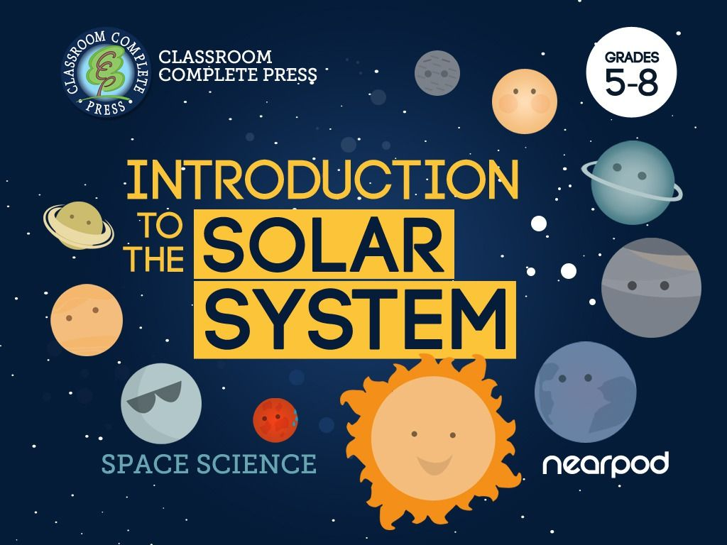 check out this amazing science presentation on the solar system