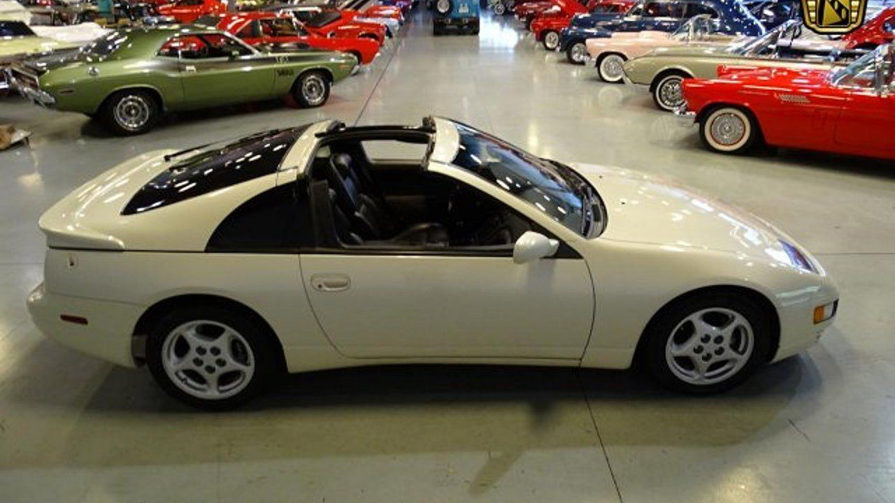 1991 Nissan 300zx Twin Turbo In Pearl White I Traded In My 1994