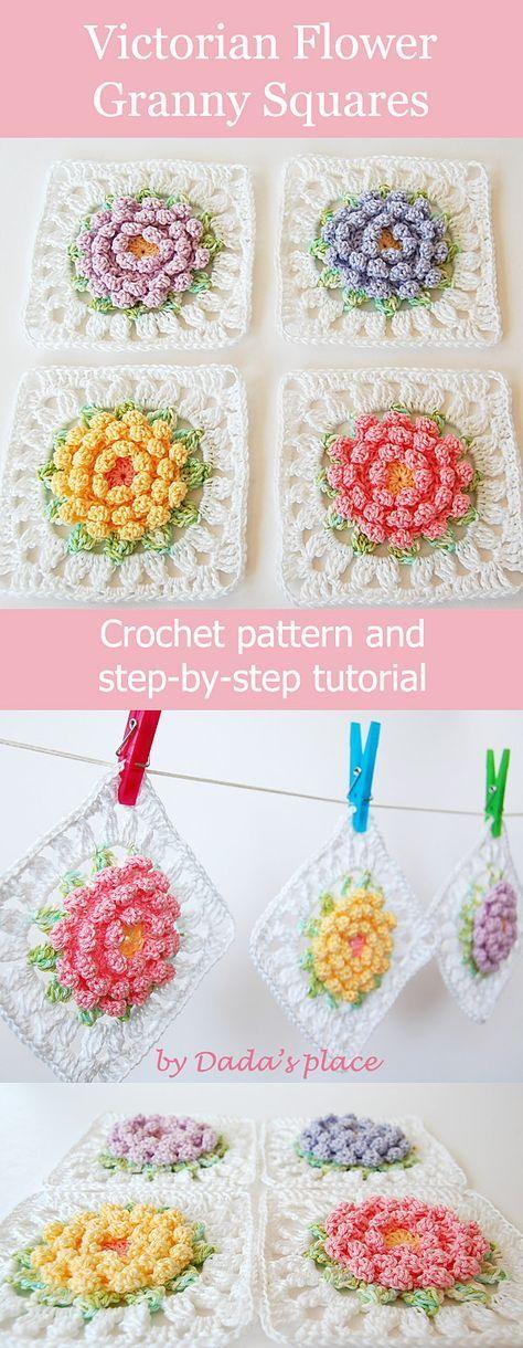 19+ Trendy Crochet Granny Square Poncho Libraries #grannysquareponcho