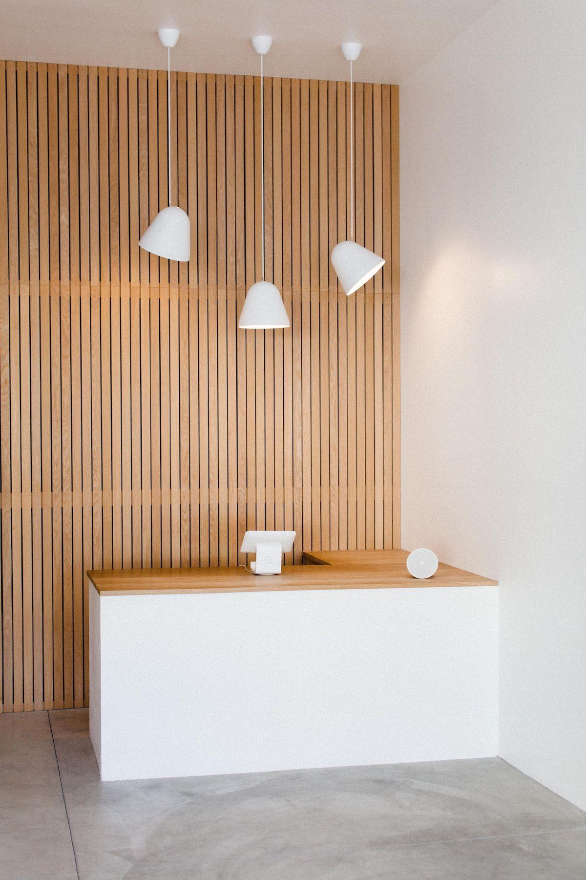 Minimal interior design inspiration Store interiors