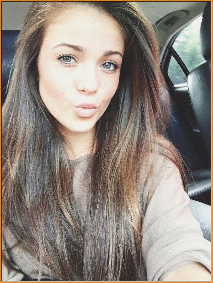 Cool Ash Brown Hair Color With Highlights Gorgeous Hair