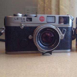 My Leica M6 Titanium