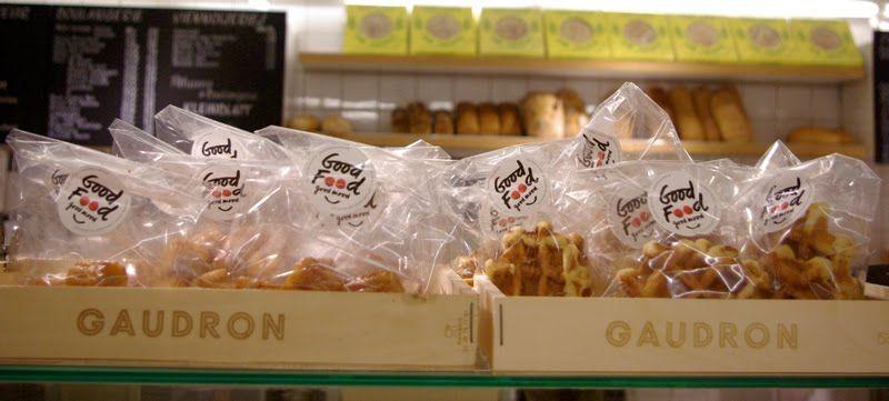 Gaudron: pizzelles