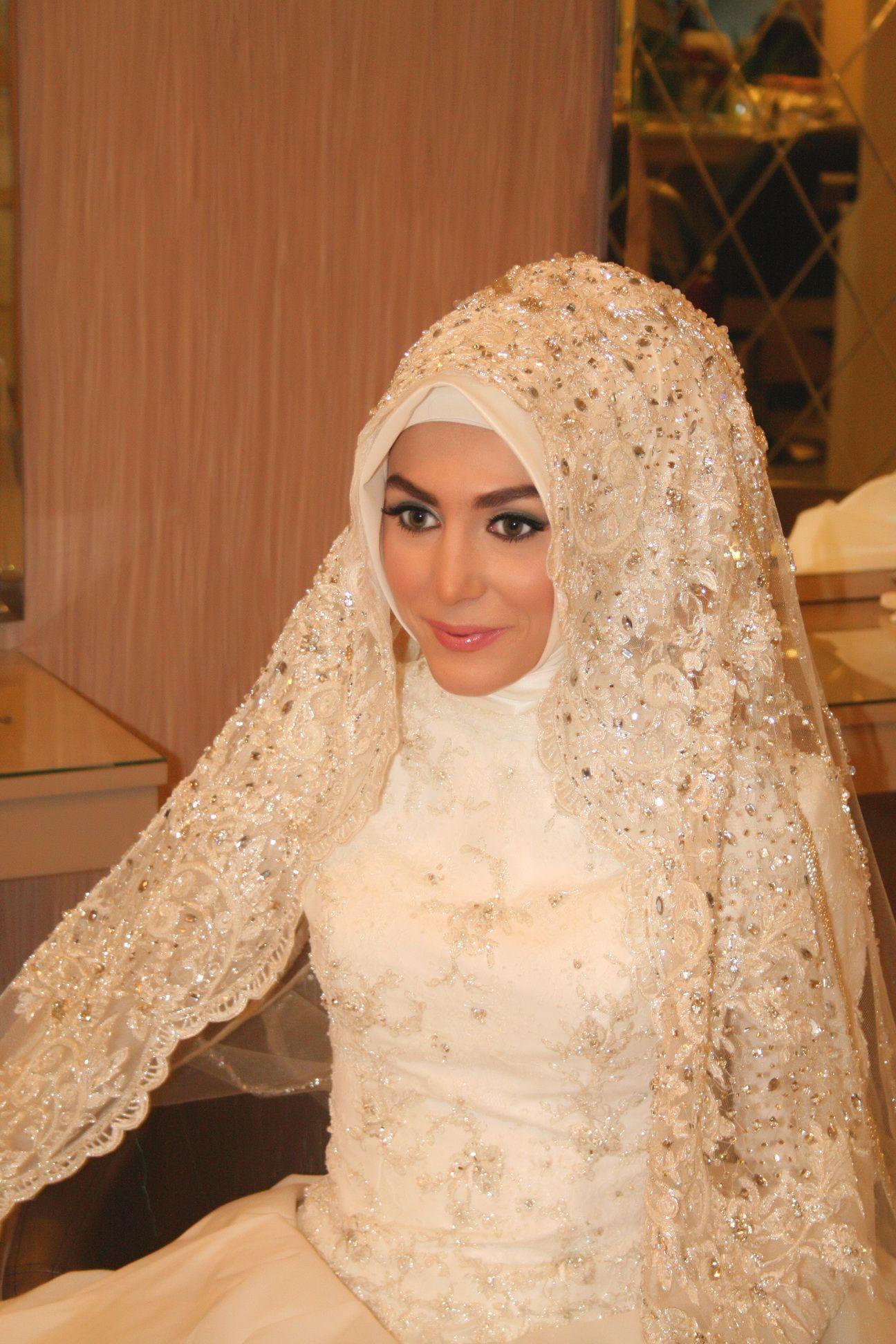 Turkish brides muslimah wedding gown pinterest for Turkish wedding dresses online