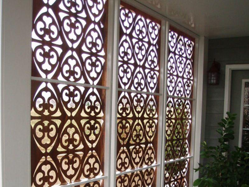 Garden Art: Parasoleil Screens