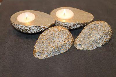 Gießformen Für Beton diy beton gießformen für beton einfach selber machen mit latexmilch